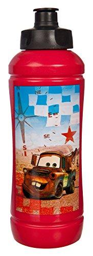 Undercover CAGR7293 Kindergartentasche, Disney Pixar Cars, ca. 21 x 22 x 8 cm Sportflasche 425 ml