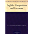 English: Composition and Literature (English Edition)