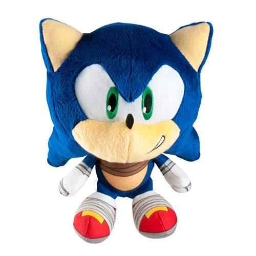 Sonic Boom Head Plush Toy