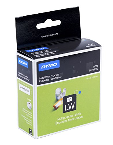 dymo-s0722550-lw-vielzwecketiketten-19-mm-x-51-mm-rolle-mit-500-etiketten-schwarzer-druck-auf-weisse