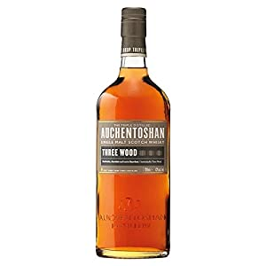 Auchontoshan Three Wood Single Malt Scotch Whisky 70cl Bottle from Auchentoshan