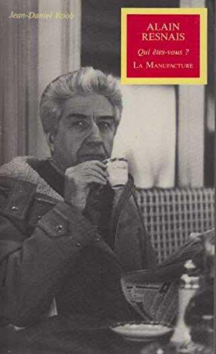 Alain Resnais par Jean-Daniel Roob