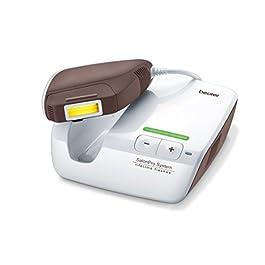 Beurer IPL 10000+ SalonPro System Epilatore a Luce Pulsata con 250.000 Impulsi Luminosi