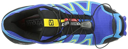 Salomon Speedcross 3 Cs, Scarpe da Corsa Donna Blu (Blau (Cobalt/Blue Line/Black))