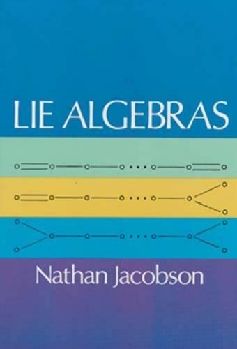 Lie Algebras (Dover Books on Mathematics) por Nathan Jacobson