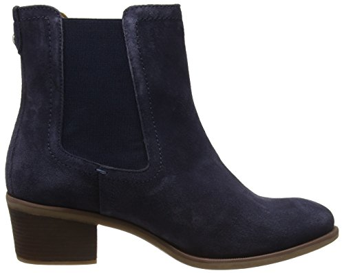 Hush Puppies - Landa Nellie, Stivali Donna Blu (Blu (Navy))