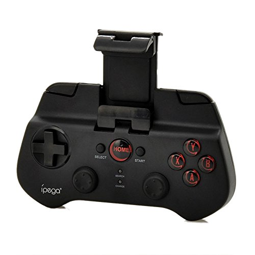 IPEGA Game Controller Gamepad Joypad fuer Apple iOS iphone 4/4S ipad Android Phone / Tablet PC Schwarz