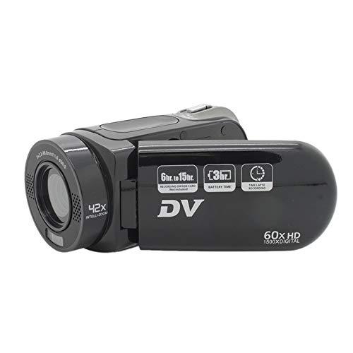 Camera Digital Camera 16MP Ultra HD Camera 180 Degree Rotation Flip Screen Camera Digital Camera SLR 4X Digital Zoom - Black (Slr-kamera Flip Screen)