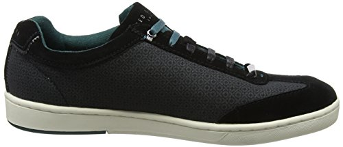 Am Text Ted Schwarz Black Kiefer Herren Baker Black Sneaker tqRPRI