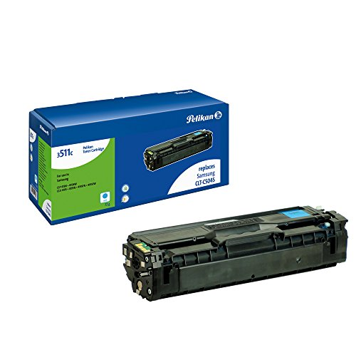 Preisvergleich Produktbild Pelikan 3511c Toner 3511c ersetzt Samsung C504 / CLT-C504S 1.800 Seiten cyan