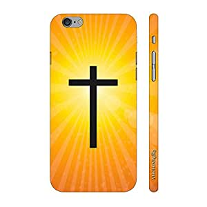 Enthopia Designer Hardshell Case Light from Heaven Back Cover for Apple iPhone 6 Plus