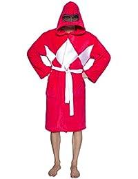 Mighty Morphin Power Rangers Red Ranger Plush Bathrobe