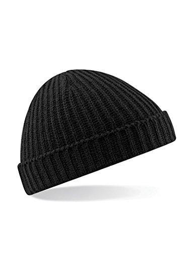 Beechfield Unisex Trawler Beanie Hat, Casquette de Baseball Mix