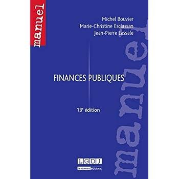 Finances publiques, 13ème Ed.