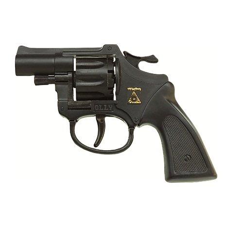 Sohni-wicke 430 - Olly 8 disparo de revólver a unos 15 cm