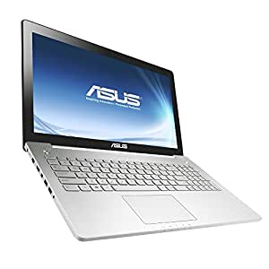 ASUS N550JK-CM181H - Intel Core i7-4700QM 8 Go 1 To 15.6`` LED Tactile NVIDIA GeForce GTX 850M Lecteur Blu-ray Wi-Fi N/Bluetooth Webcam Windows 8 64