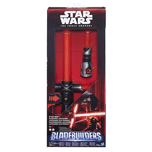 Imagen 10 de Star Wars - Sable electrónico Kylo Ren, Color Rojo (Hasbro B2948EU4)