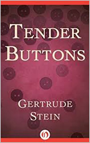 Tender Buttons (English Edition)