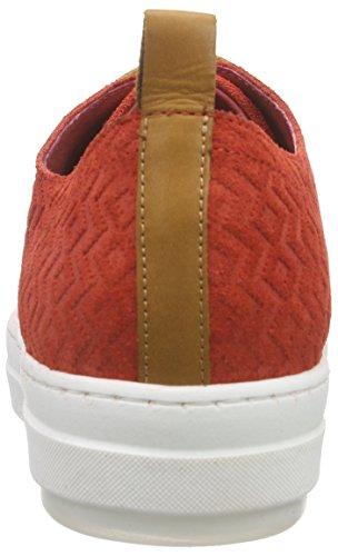 nobrand Luke, Baskets pour femme Rouge - Rot (lollipop)
