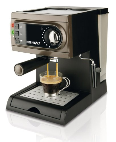 Mini Moka CM-1622 - Cafetera espresso...