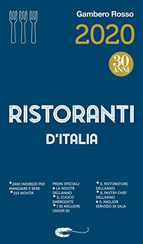 Ristoranti dItalia 2020 (Italian Edition) eBook: AA.VV.: Amazon ...