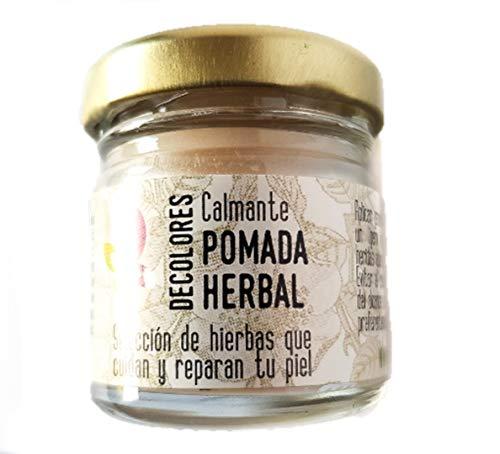 POMADA HEMORROIDES. Pomada Herbal para hemorroides. Calma y alivia rápidamente gracias a sus Ingredientes Naturales y Ecológicos Certificados.