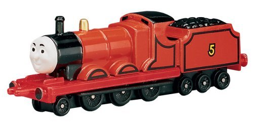 James the Red Engine From Thomas the Tank Engine by ERTL - Thomas Tank The Ertl Engine
