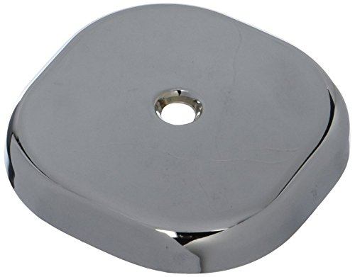 Delta-drain (DELTA FAUCET CO Square Bathtub Drain Overflow Face Plate)