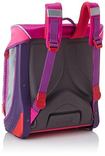 Scout 714007 Nano Set Kinder-Rucksack, Violett - 2