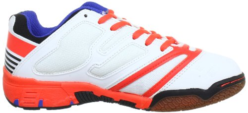 Kempa Performer Speed 200835201 Unisex-Erwachsene Handballschuhe Weiß (white/red flash/speed blu)