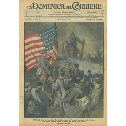 L'entrata in guerra degli Stati Uniti a fianco degli Alleati. - Entrata Unità