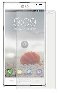 3 x Films de protection d'écran pour LG P760 Optimus L9 - Résistant aux éraflures / Display Protective Film