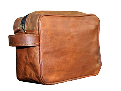craftvilla-shaving-kit-dopp-kit-utility-bag-accessories-pouch-leather-toiletry-cosmetic-wash-bag-mak