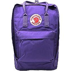 "FJÄLLRÄVEN Kånken 17"" Mochila, Unisex Adulto, Morado (Purple), 24x36x45 cm (W x H x L)"