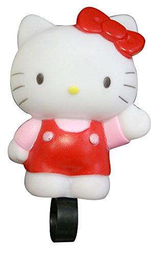 Hello Kitty Mädchen Fahrradhupe für Kinder Weiß