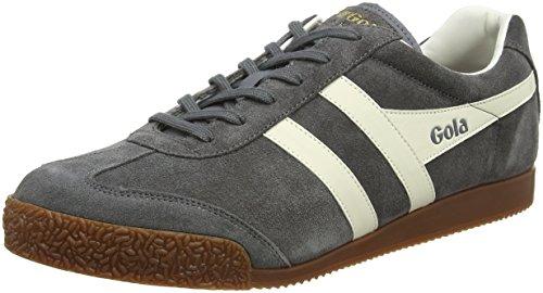 Gola  Harrier, Sneakers Basses homme Dark Grey