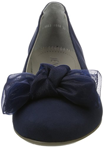 Jenny Damen Pisa Geschlossene Ballerinas Blau (Blau)