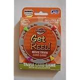 Cadaco Buzztime Get Reel Trivia Card Game Series 1 by Cadaco