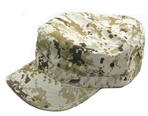 SaySure - Hunting Tactical Military Patrol Cap Equipped Army Hat - American Flag Tapestry
