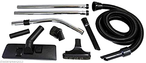 Numatic Henry Hoover Vacuum Cleaner Hose Pipe & Full Tool Kit 1.8m Suction Pipe / Hose Tube With Extension
