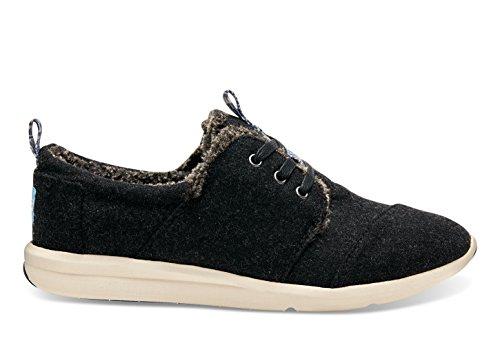 Del Rey Sneak Schuh dark grey Dark-Grey