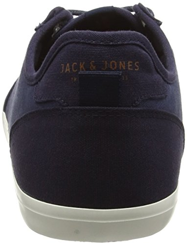Jack & Jones Benito, Baskets Basses Homme Bleu (Navy Blazer)