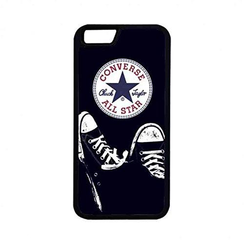 Converse Logo étui de téléphone Pour Apple iPhone 6,Chuck Taylor Converse Coque Apple iPhone 6S,Converse Logo étui de téléphone,Converse Marque Logo Coque Tpu Bumper Coque, coques iphone