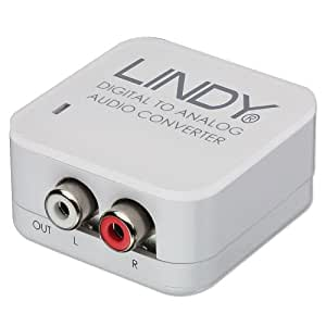 LINDY 70408 - Audiokonverter Digital zu Analog