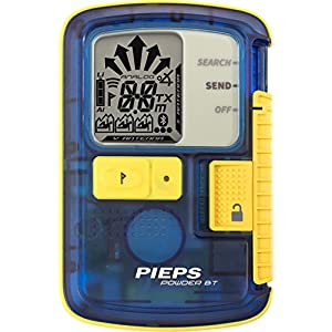 PIEPS Powder BT LVs-gerät Blue/Yellow, One Size