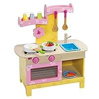 Mentari Eğitici Ahşap Mutfak Seti MT-3393