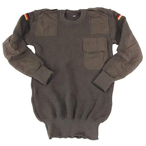 Original Bundeswehr Pullover 46-58 48 (M),Oliv
