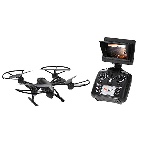 Goolsky JXD 509G 2,4 G 4CH girobussola 6-Axis 5,8 G FPV built-in altezza originale blocco volo RC Quadcopter con 2.0 MP fotocamera HD