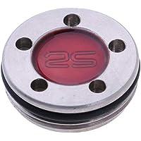 N/A 25/30/35 g - Pesas de golf de acero de tungsteno para putter Odyssey O-Works, : Rojo 25 g