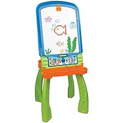 VTech - Magi Chevalet interactif 3 en 1 mixte, tableau interactif enfant